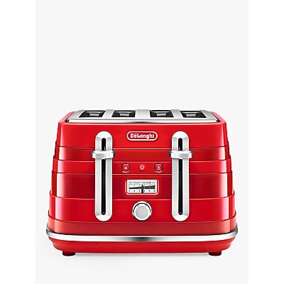 De'Longhi Avvolta 4-Slice Toaster