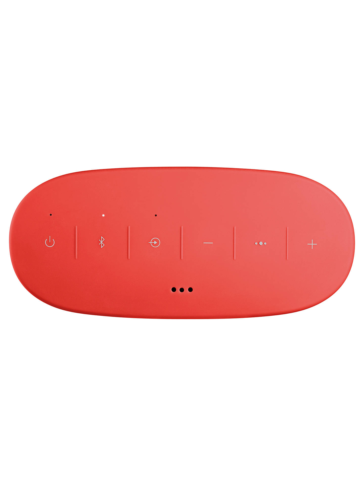 Buy Bose® SoundLink® Color II Bluetooth Speaker, Red Online at johnlewis.com