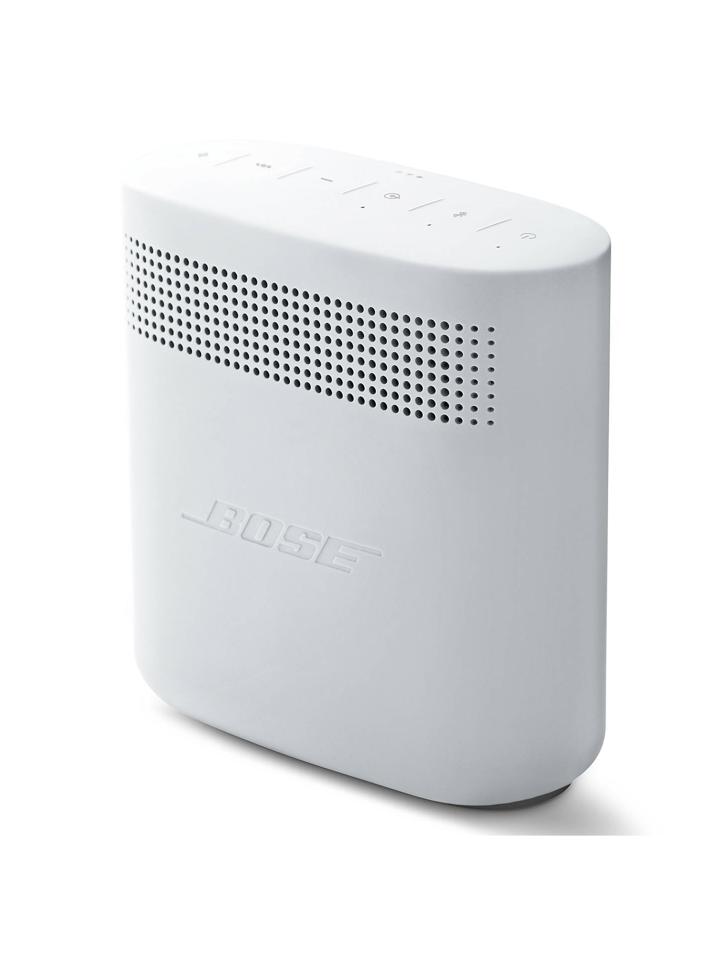 BuyBose® SoundLink® Color II Bluetooth Speaker, White Online at johnlewis.com