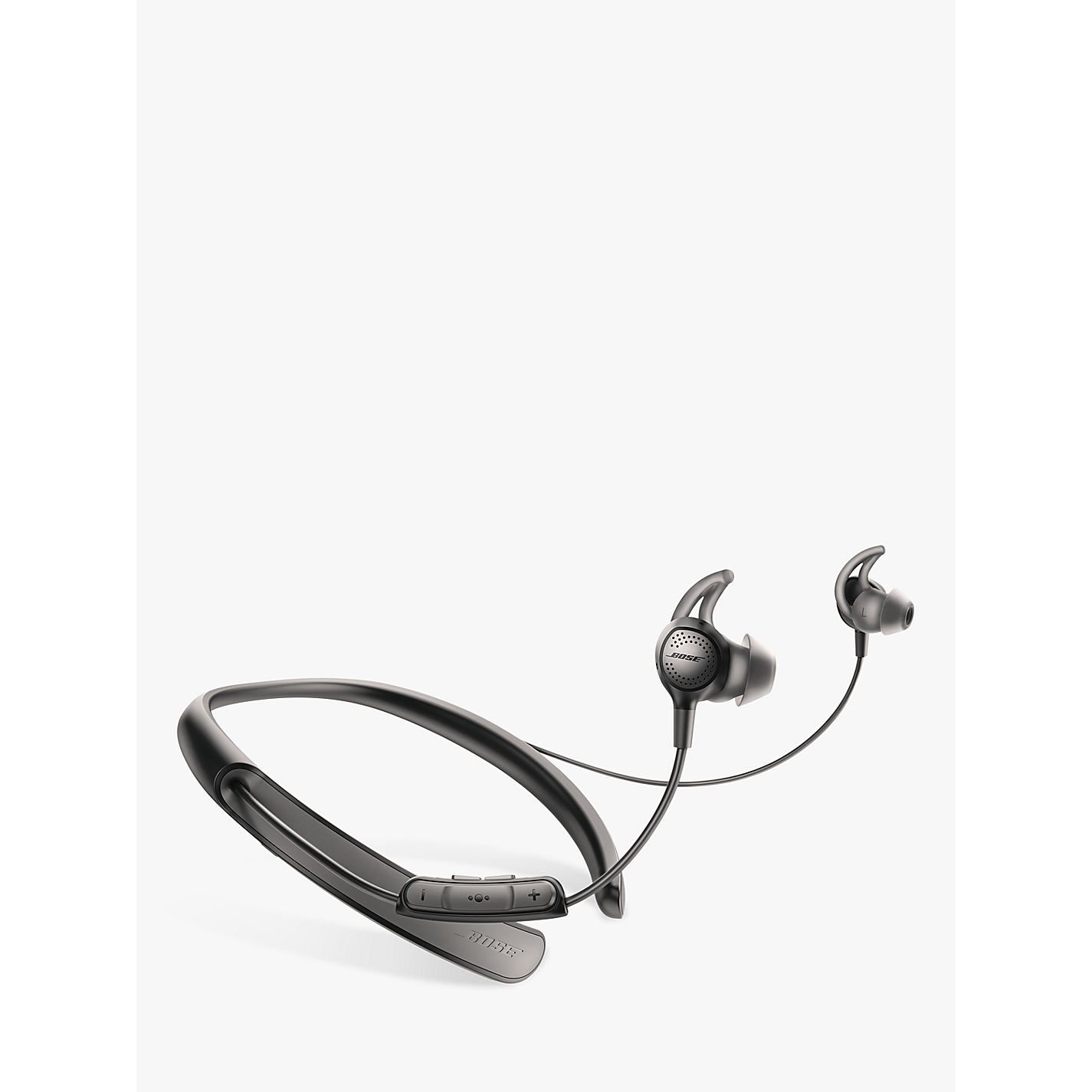 bose on ear wireless headphones. buy bose® quietcontrol® noise cancelling® qc30 bluetooth/nfc wireless in-ear bose on ear headphones