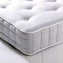 Buy John Lewis Ortho 1800 Pocket Spring Mattress, Firm, Double Online at johnlewis.com