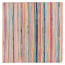 Buy Stripe Wood Coaster, Set of 4 Online at johnlewis.com