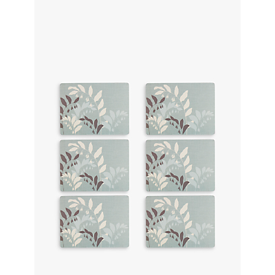 John Lewis & Partners Garden Placemat, Set of 6