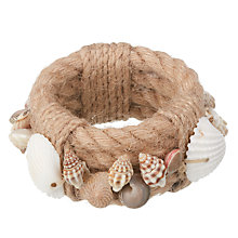 Buy John Lewis Coastal Newfoundland Napkin Ring Online at johnlewis.com