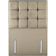 Buy Hypnos Grace Full Depth Headboard, Single Online at johnlewis.com