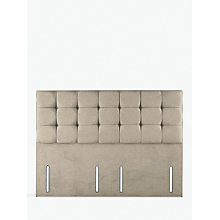 Buy Hypnos Grace Full Depth Headboard, Double Online at johnlewis.com