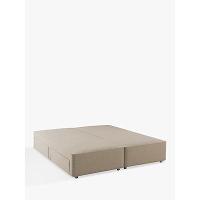 Hypnos Firm Edge 4 Drawer Divan Storage Bed, Super King Size