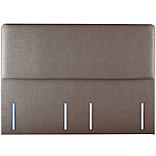 Buy Hypnos Emily Full Depth Headboard, Super King Size Online at johnlewis.com