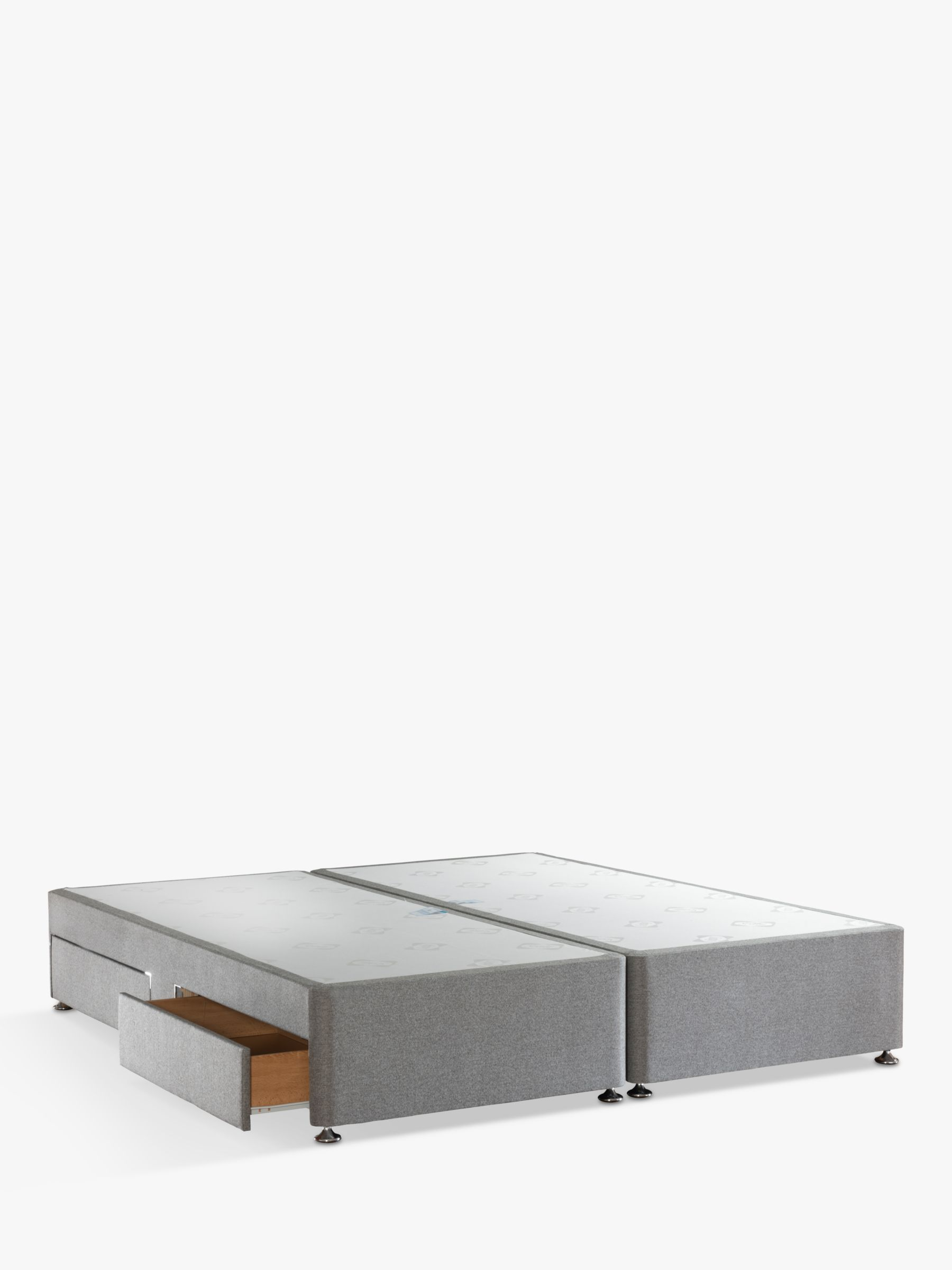 Sealy Sealy Posturepedic 4 Drawer Divan Storage Bed, Super King Size