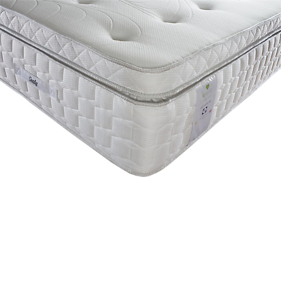 Sealy Activ Geltex 2800 Box Top Pocket Spring Mattress, Medium, Double