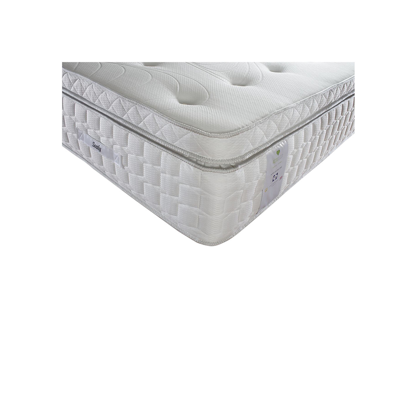 Buy Sealy Activ Geltex 2800 Box Top Pocket Spring Mattress Medium