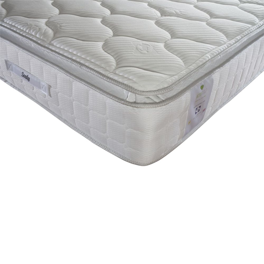 Sealy Sealy Activsleep Latex 1400 Pocket Spring Mattress, Medium, Double