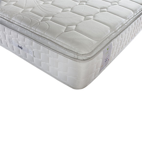 Sealy Activ Geltex 2200 Pocket Spring Mattress Medium Double Online At Johnlewis