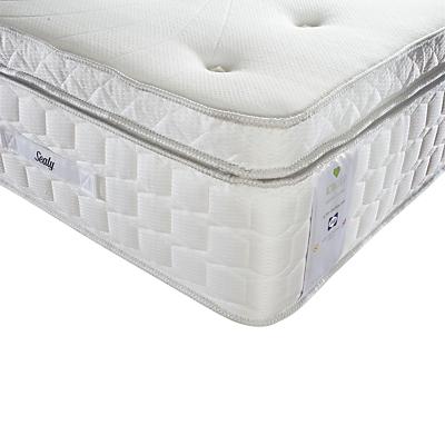 Sealy Activsleep Geltex 2800 Box Top Pocket Spring, Medium, Single