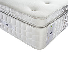 Buy Sealy Activ Geltex 2800 Box Top Pocket Spring, Medium, Single Online at johnlewis.com