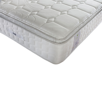 Sealy Activ Geltex 2200 Pocket Spring Mattress, Medium, Super King Size