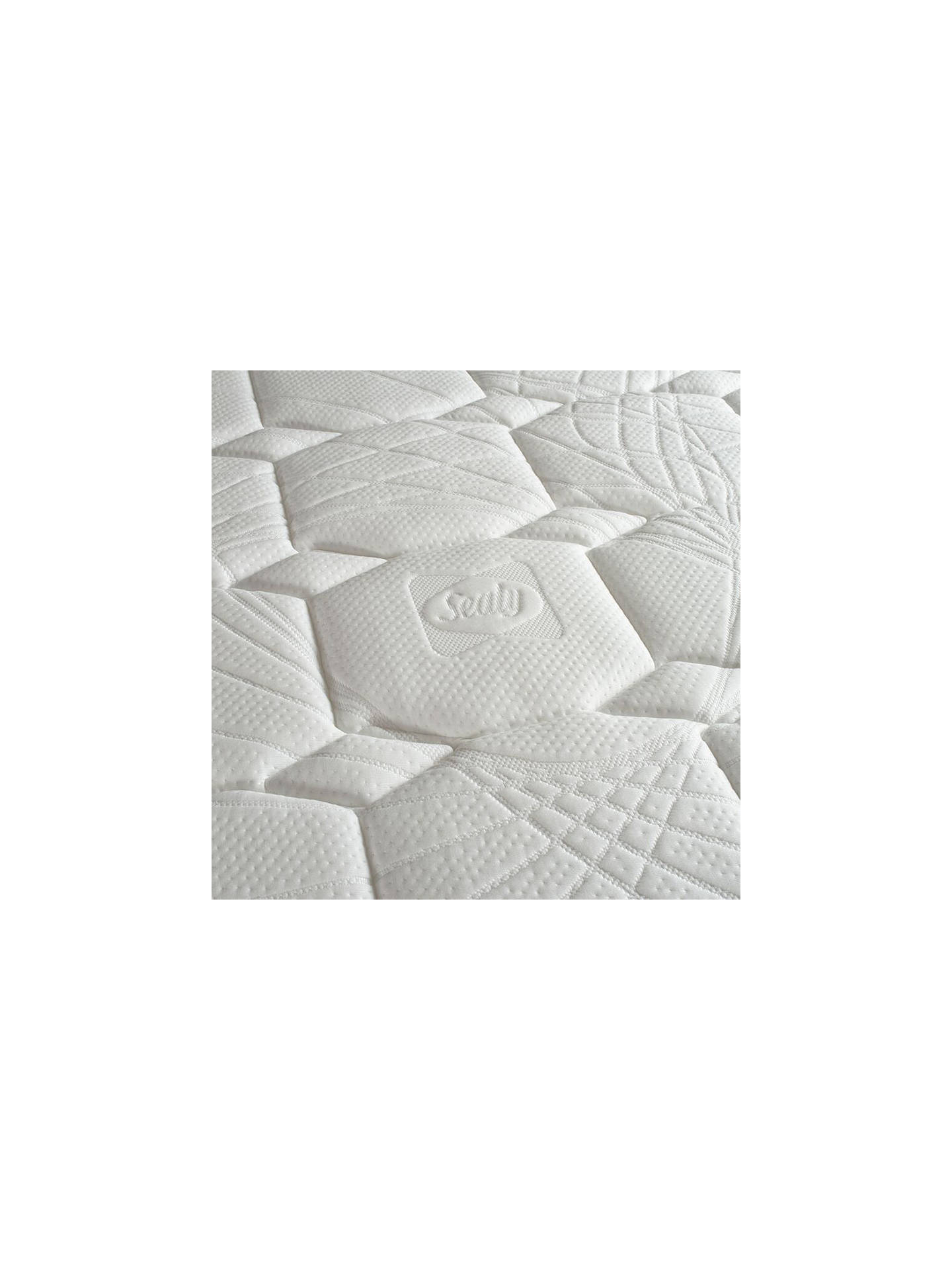 Buy Sealy Activsleep Geltex 2200 Pocket Spring Mattress, Medium, Super King Size Online at johnlewis.com