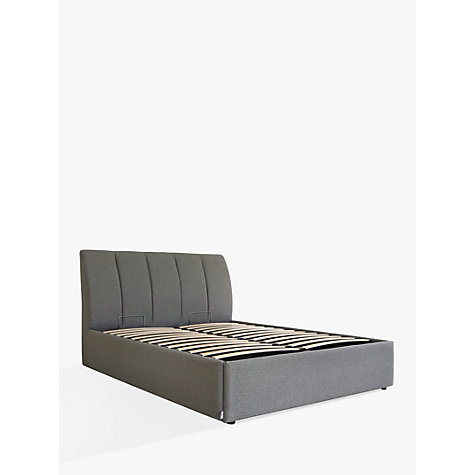 Buy Tempur Bayonne Ottoman Divan Storage Bed, Double Online at johnlewis.com