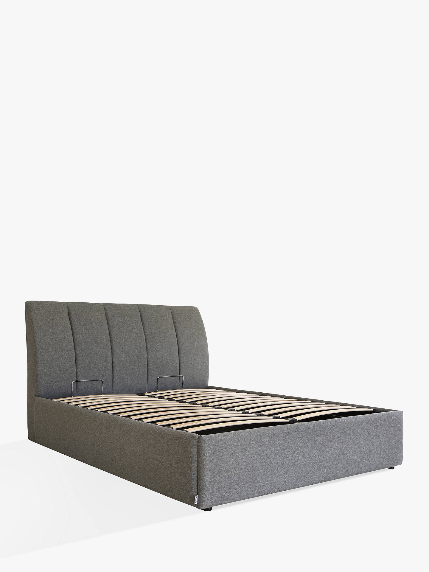 Terrific Tempur Bayonne Ottoman Divan Storage Bed Double Creativecarmelina Interior Chair Design Creativecarmelinacom