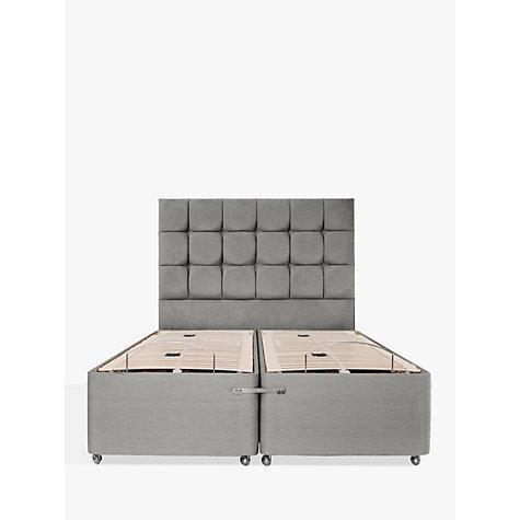Buy tempur adjustable divan bed super king size john lewis for Super king size divan bed