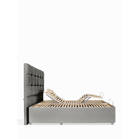 Buy Tempur Adjustable Divan Bed Super King Size John Lewis
