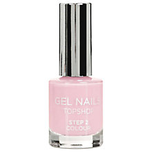 Buy TOPSHOP Gel Nail Polish Online at johnlewis.com