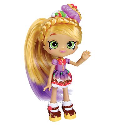 Shopkins Pam Cake Doll