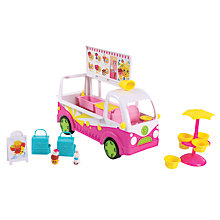Buy Shopkins Scoops Ice Cream Truck Online at johnlewis.com