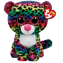 Buy Ty Dotty Boo Buddy Beanie Soft Toy Online at johnlewis.com