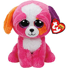 Buy Ty Precious Boo Buddy Beanie Soft Toy Online at johnlewis.com