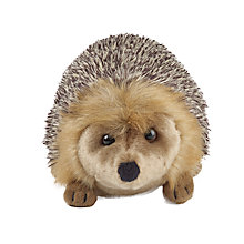 Buy Living Nature Hedgehog Soft Toy, Large Online at johnlewis.com