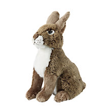 Buy Living Nature Hare Soft Toy Online at johnlewis.com