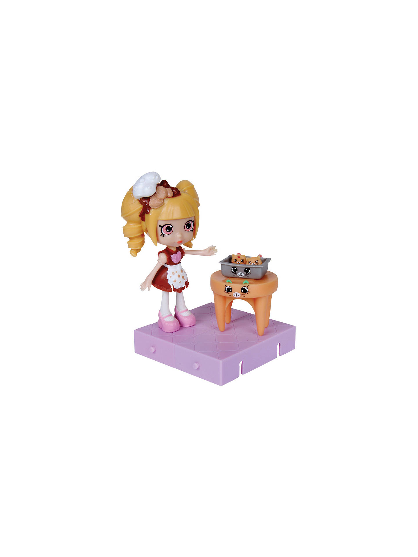 Shopkins happy places kitty kitchen welcome pack at john - John lewis shopkins ...