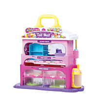 Buy Shopkins Tall Mall Set Online at johnlewis.com