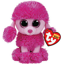 Buy Ty Patsey Beanie Boo Soft Toy Online at johnlewis.com