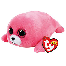 Buy Ty Pierre Beanie Boo Soft Toy Online at johnlewis.com