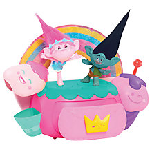 Buy DreamWorks Trolls Dance Hug and Sing Jewellery Box Online at johnlewis.com