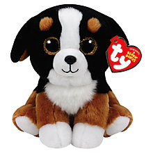Buy Ty Rosco Beanie Baby Soft Toy Online at johnlewis.com