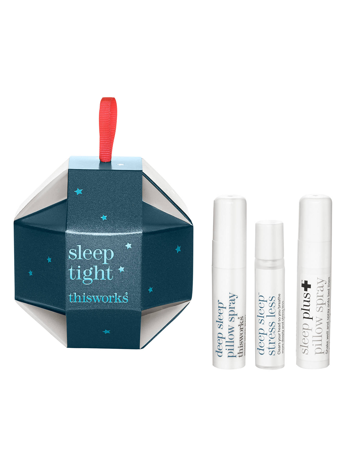 BuyThis Works Sleep Tight Gift Set Online at johnlewis.com