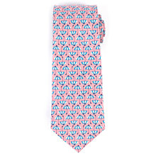 Buy John Lewis Umbrella Print Woven Silk Tie Online at johnlewis.com
