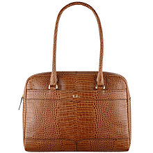 Buy Tula Everglade Leather Tote Bag Online at johnlewis.com