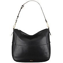 Buy Tula Alpine Originals Medium Bucket Shoulder Bag, Black Online at johnlewis.com