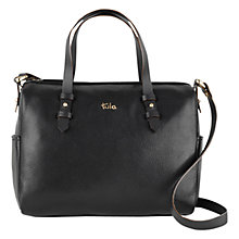 Buy Tula Alpine Originals Leather Medium Grab Bag Online at johnlewis.com