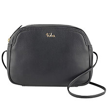 Buy Tula Nappa Originals Small Zip Across Body Bag Online at johnlewis.com