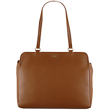 Buy Tula Nappa Originals Leather Tote Bag Online at johnlewis.com