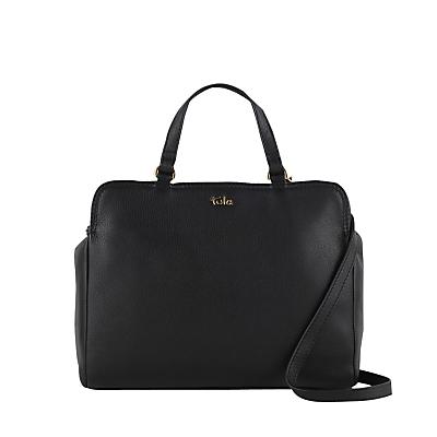 Tula Nappa Originals Leather Medium Tote Bag