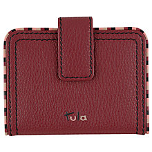 Buy Tula Mallory Leather Card Holder Online at johnlewis.com