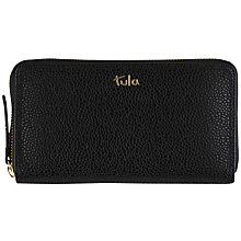Buy Tula Rye Leather Matinee Purse Online at johnlewis.com