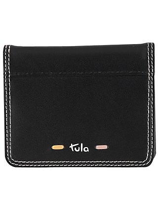 Tula Violet Leather Card Holder 060a0fc29e486