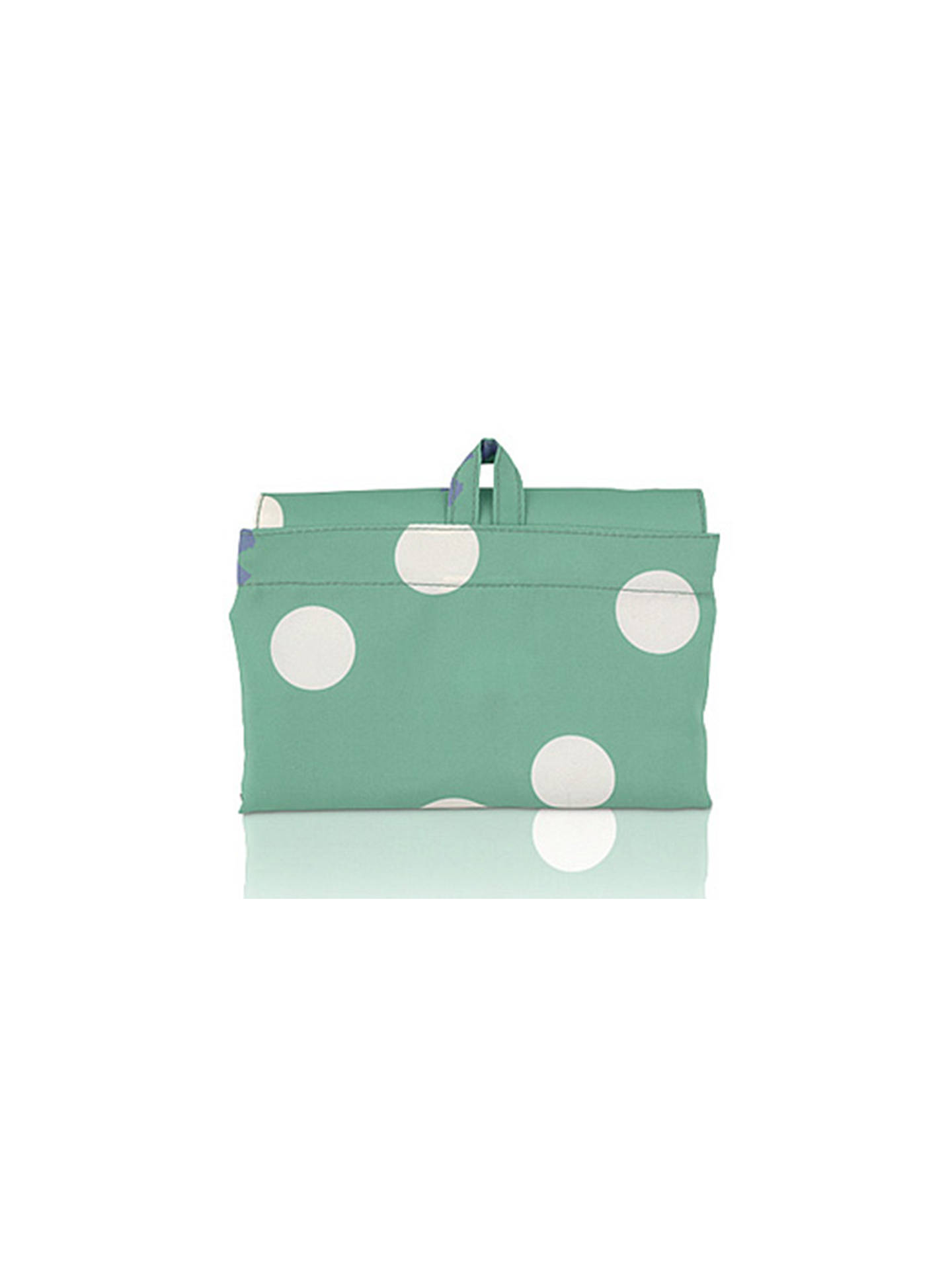 3a46d6f87dd9d Radley Polka Dog Foldaway Tote Bag at John Lewis   Partners